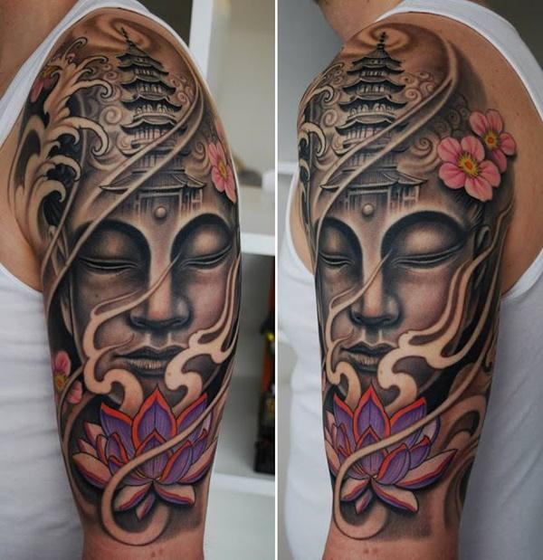 Traditional Thai tattoo Designs (39)