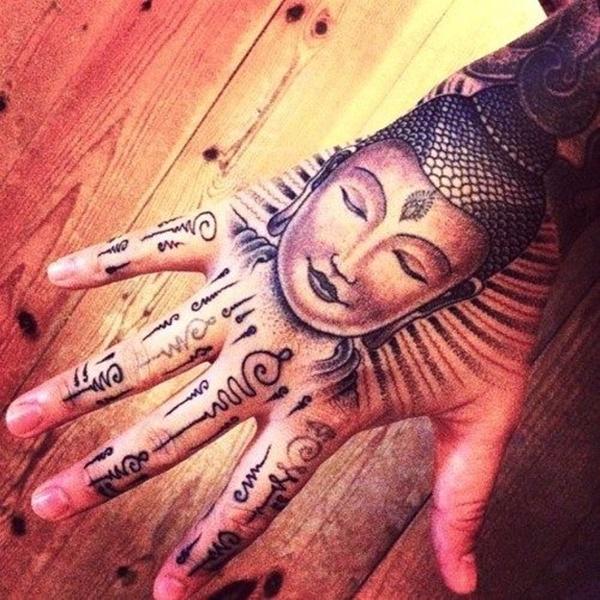 Traditional Thai tattoo Designs (41)