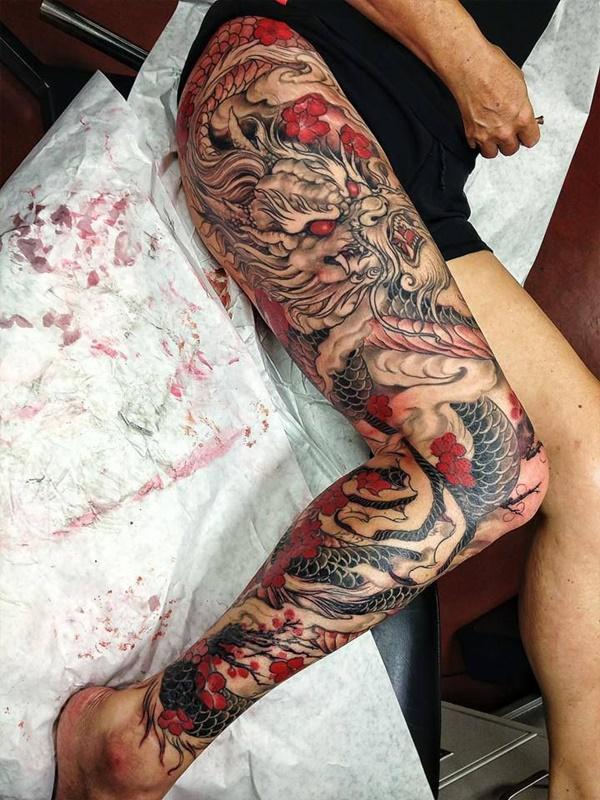 Traditional Thai tattoo Designs (6)