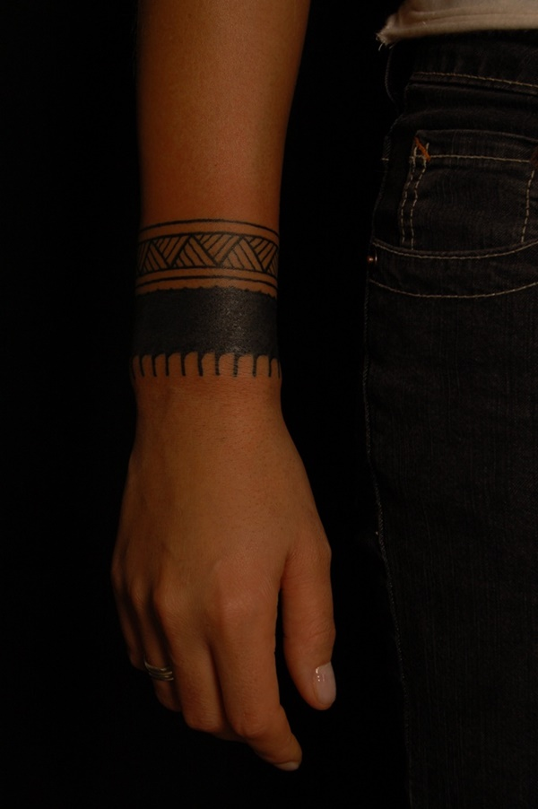 Unique Arm Band Tattoo Designs (15)