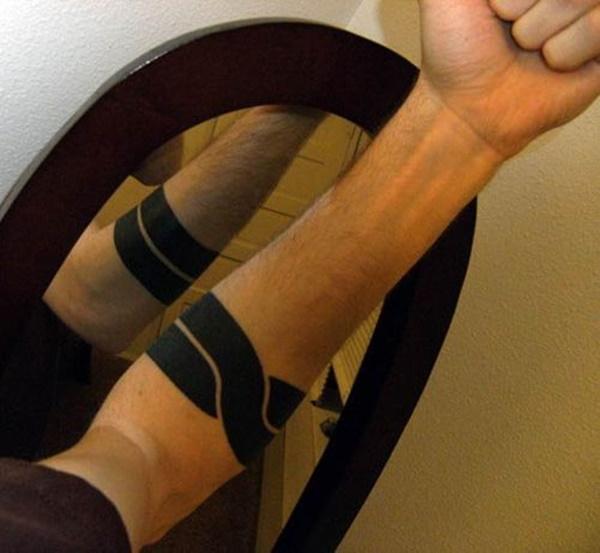 Unique Arm Band Tattoo Designs (19)