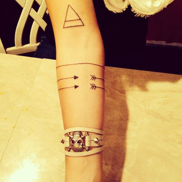 Unique Arm Band Tattoo Designs (22)