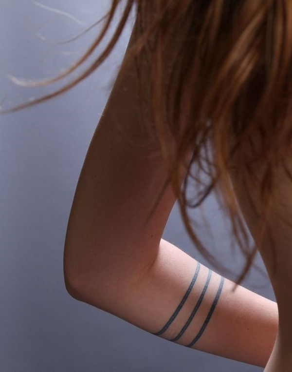 Unique Arm Band Tattoo Designs (34)