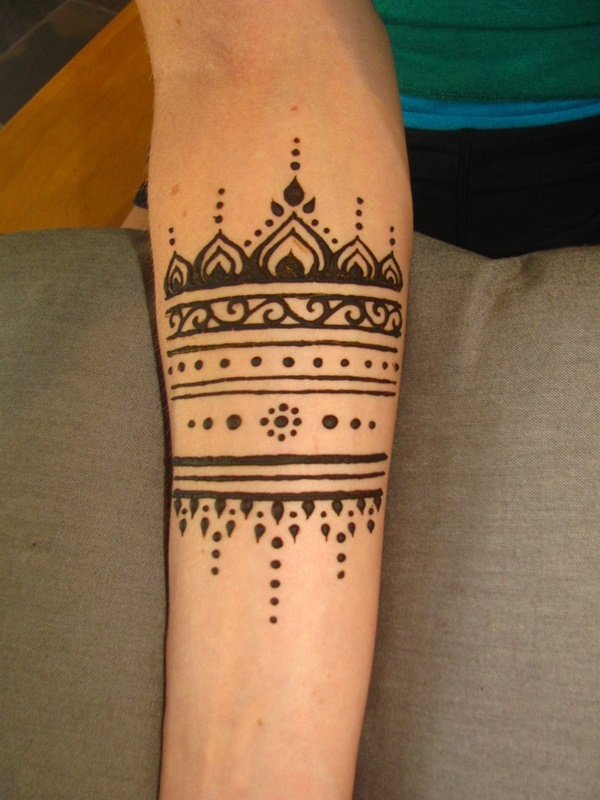 Unique Arm Band Tattoo Designs (42)