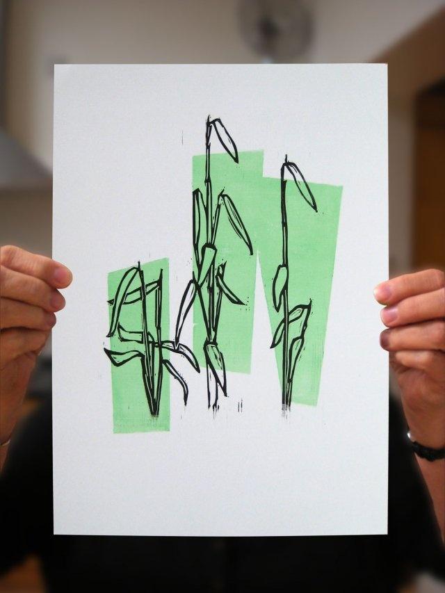 block prints 4