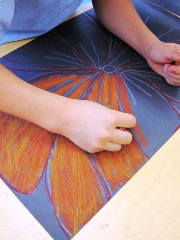 chalk pastel tchniques 31