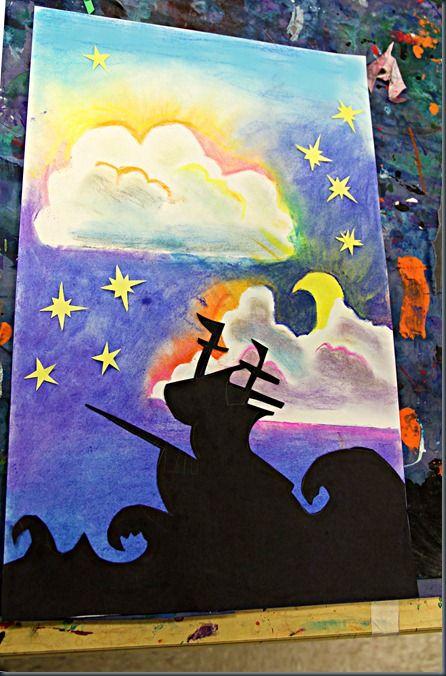 chalk pastel techniques 14