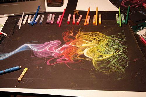 chalk pastel techniques 16