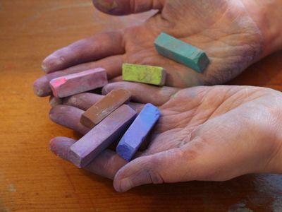 chalk pastel techniques 25