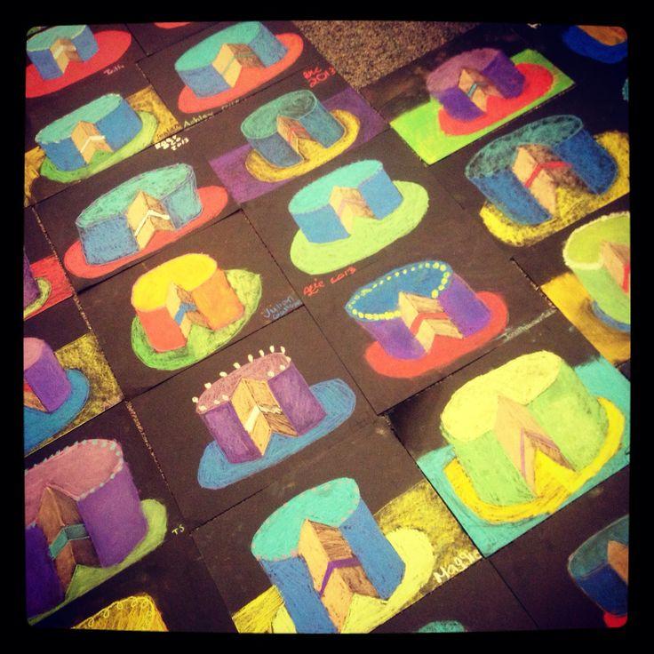 chalk pastel techniques 34