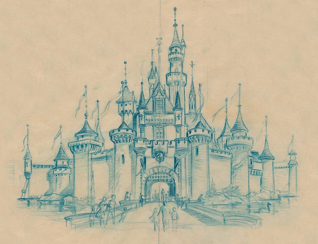 disney sketch art 31