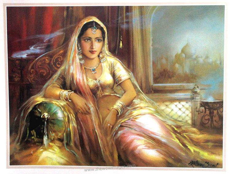 indian painting 1