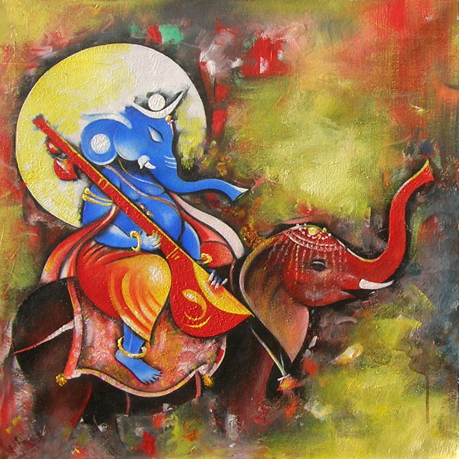 indian painting 3