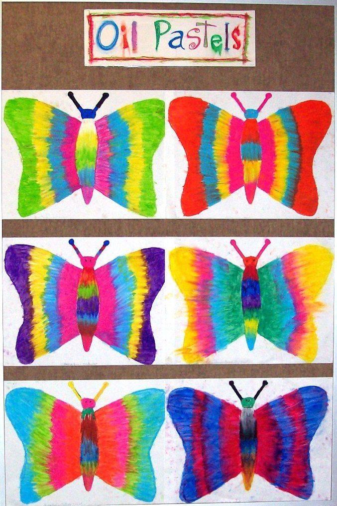 oil pastels 3