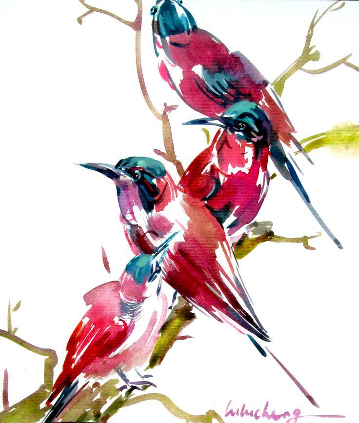 bird art 21
