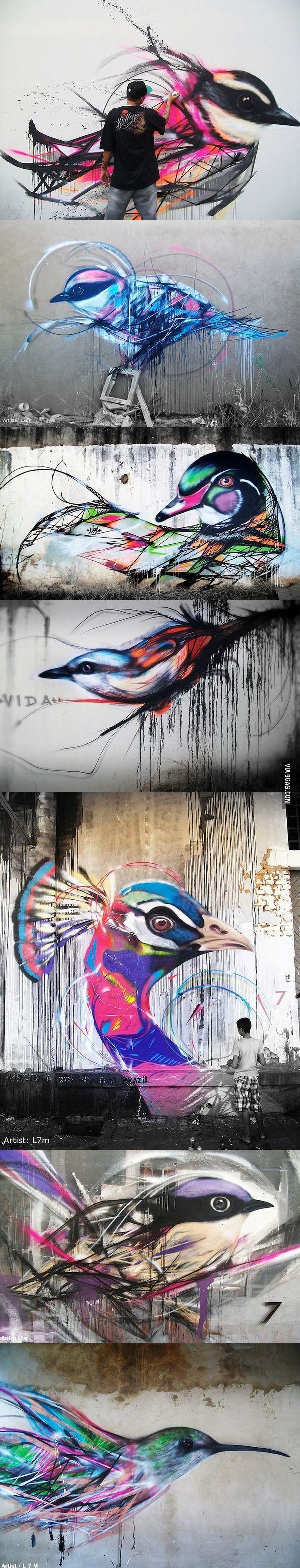 bird art 8