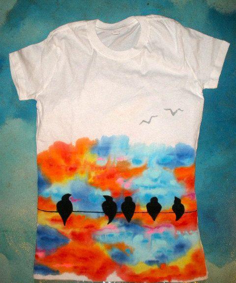 t shirt art 7