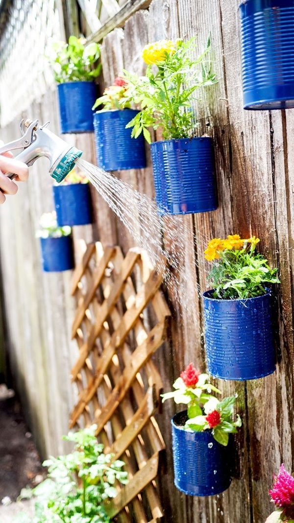 Creative Garden Fence Decoration Ideas (2)