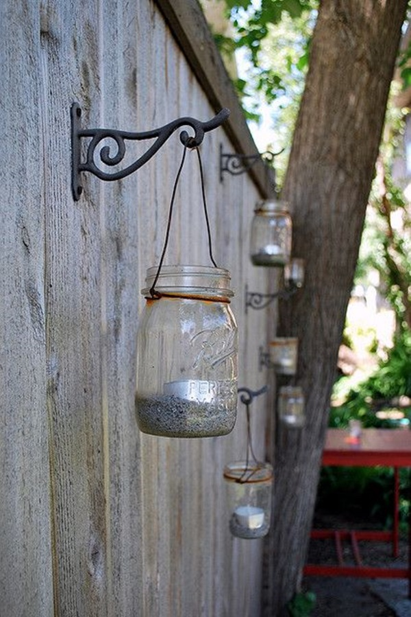 Creative Garden Fence Decoration Ideas (25)