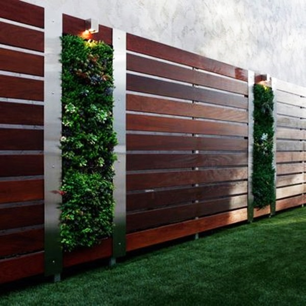 Creative Garden Fence Decoration Ideas (4)
