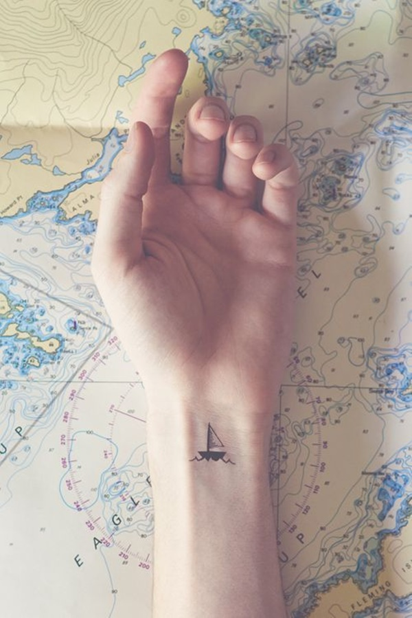 Cute Tiny Tattoos to Ink in 2015 (11)