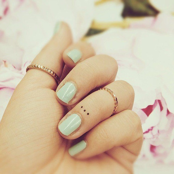 Cute Tiny Tattoos to Ink in 2015 (5)