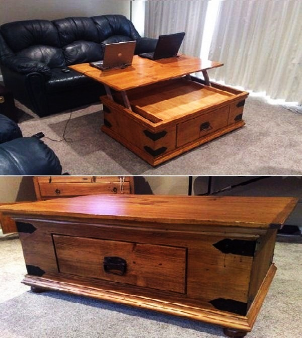 Impossibly Genius Table Ideas For Daily Use (33)