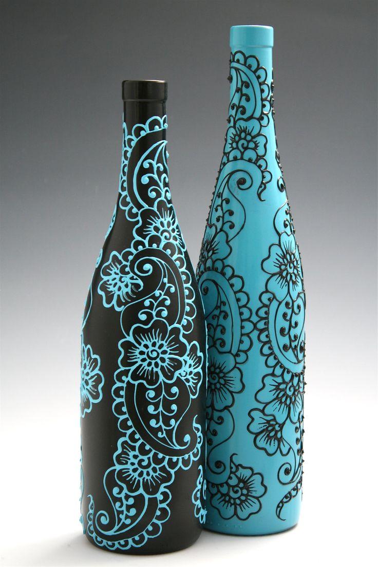 bottle art 26