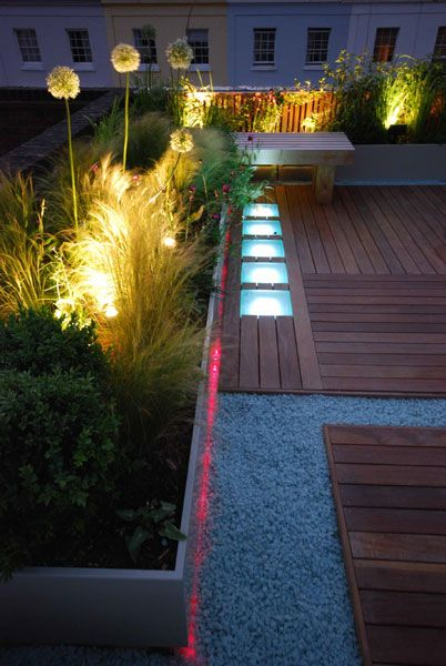 terrace lighting ideas 11