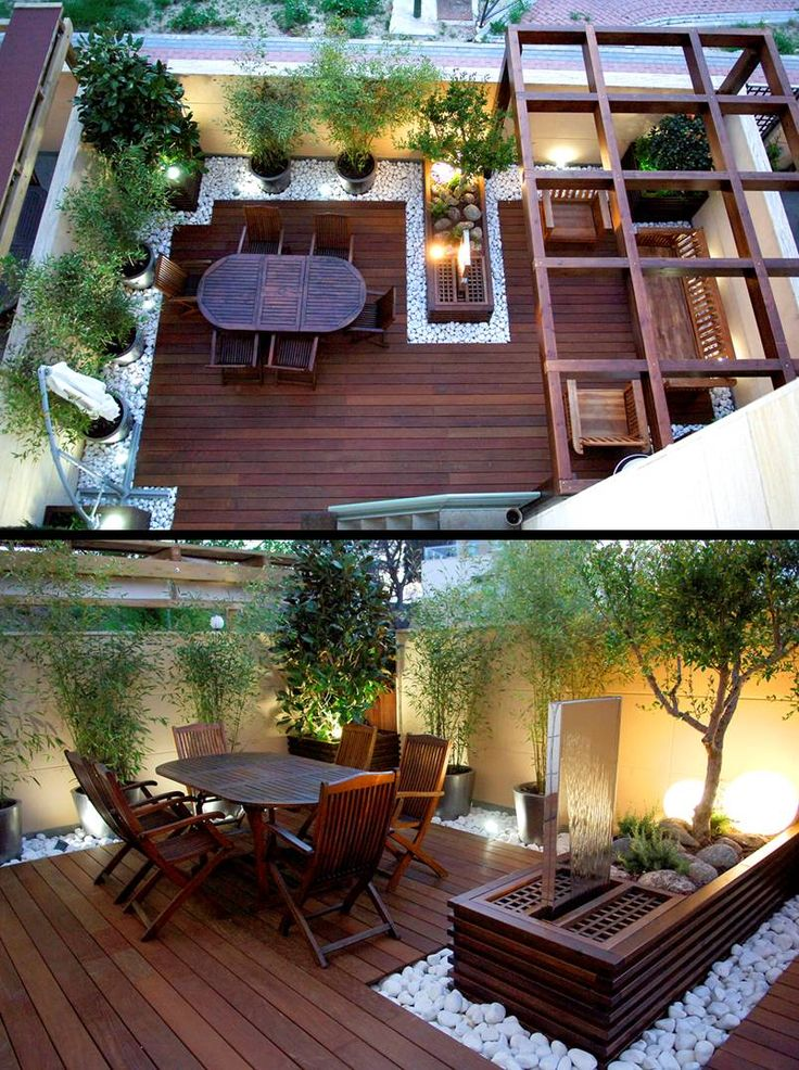 terrace lighting ideas 20
