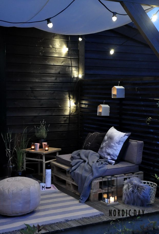 terrace lighting ideas 6