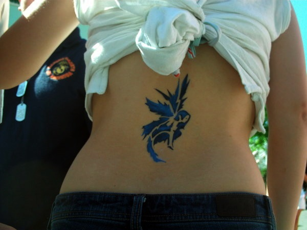 Adorable Fairy Tattoo Designs (22)