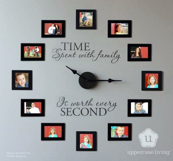 Best Family Picture Wall Decoration Ideas (1)