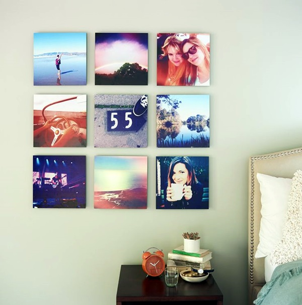 Best Family Picture Wall Decoration Ideas (11)