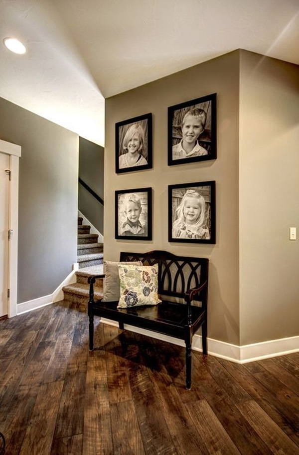 Best Family Picture Wall Decoration Ideas (14)