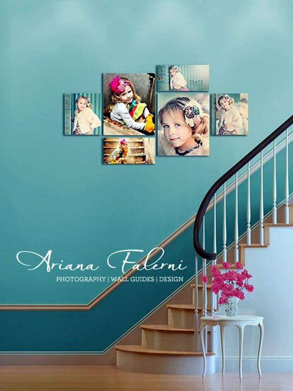 Best Family Picture Wall Decoration Ideas (20)
