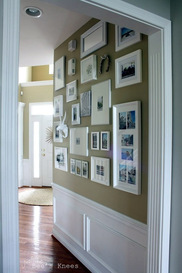 Best Family Picture Wall Decoration Ideas (21)