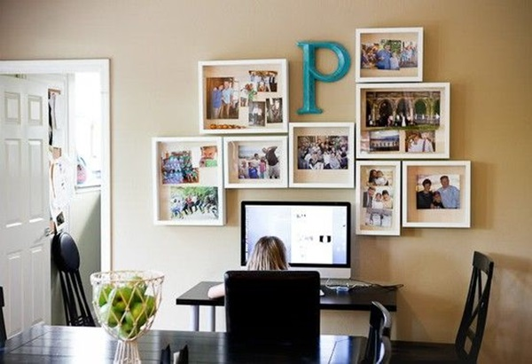 Best Family Picture Wall Decoration Ideas (29)