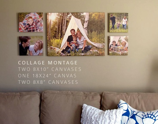 Best Family Picture Wall Decoration Ideas (31)