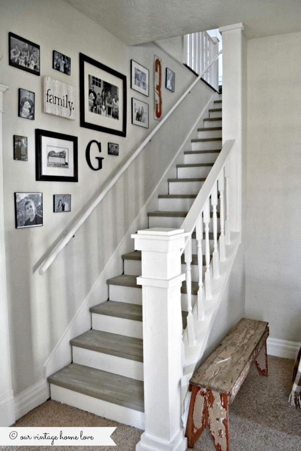 Best Family Picture Wall Decoration Ideas (32)