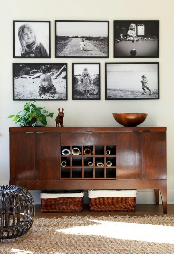Best Family Picture Wall Decoration Ideas (33)