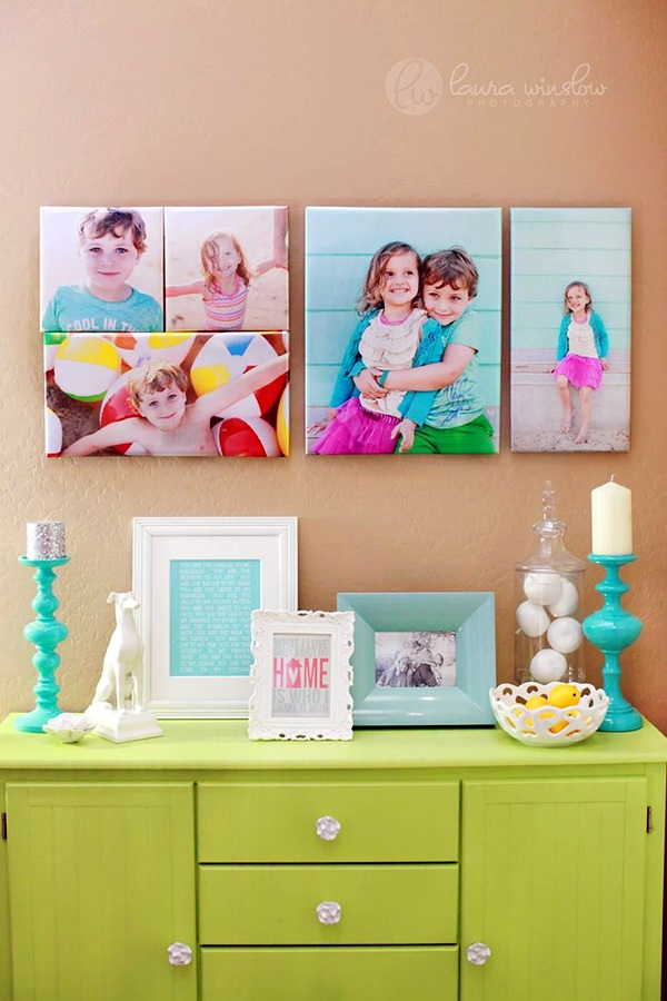 Best Family Picture Wall Decoration Ideas (34)