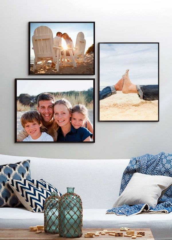 Best Family Picture Wall Decoration Ideas (5)