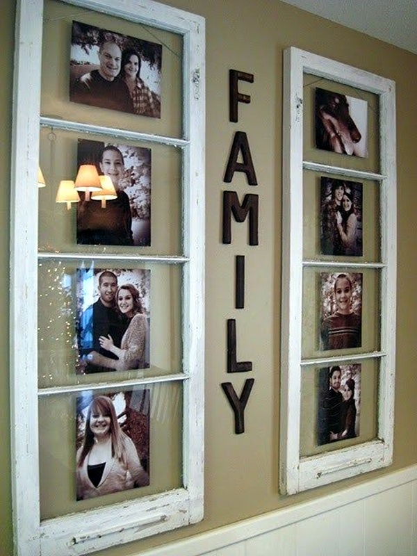 Best Family Picture Wall Decoration Ideas (6)