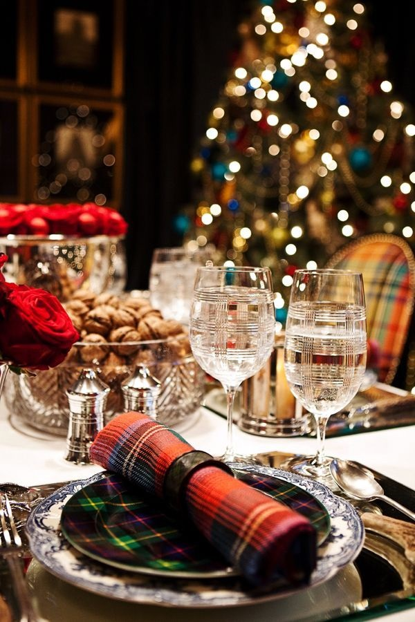 christmas table decoration ideas (1)