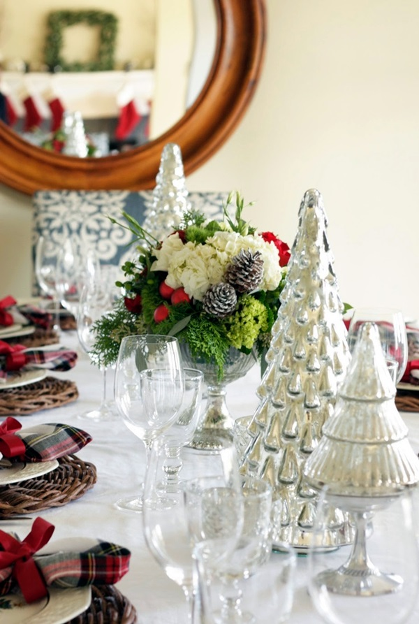 christmas table decoration ideas (17)