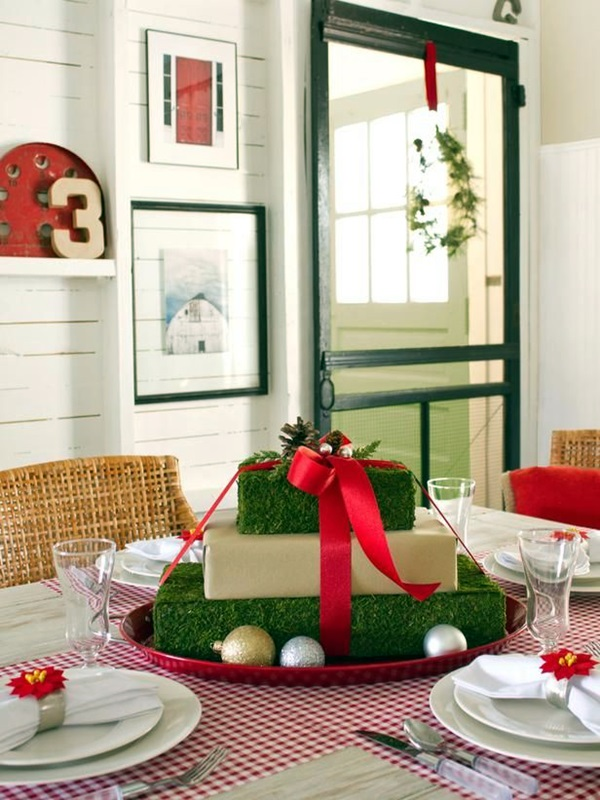 christmas table decoration ideas (25)