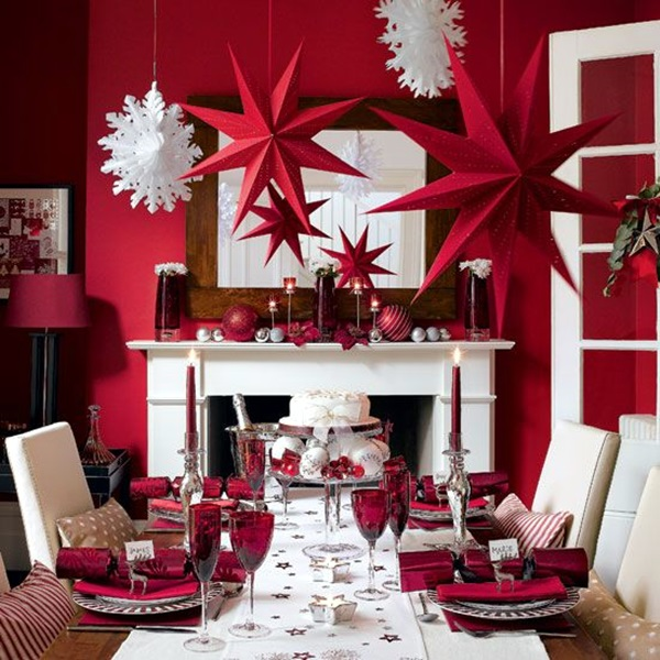 christmas table decoration ideas (31)