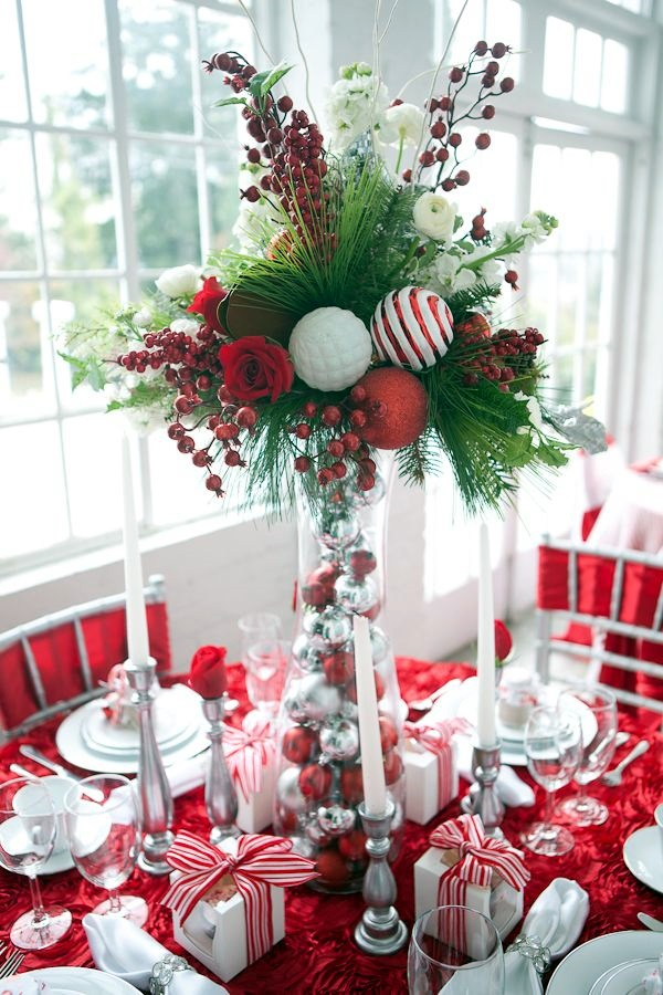 christmas table decoration ideas (35)
