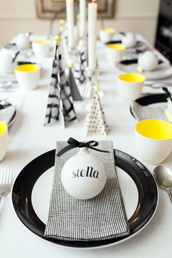 christmas table decoration ideas (38)
